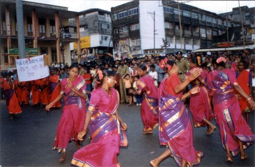 Shigmo in Goa