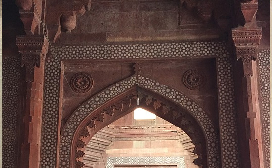 Taj Mahal a Shiv Temple