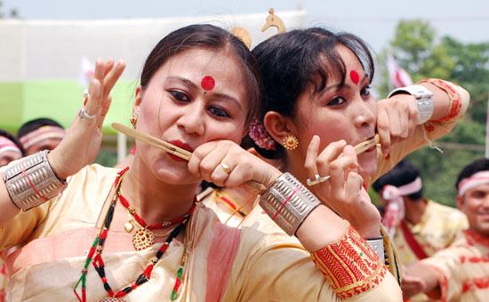 History of Assamese
