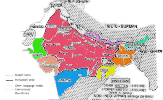 History of Hindi