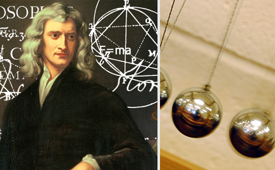 Newton`s Many Dark Secrets