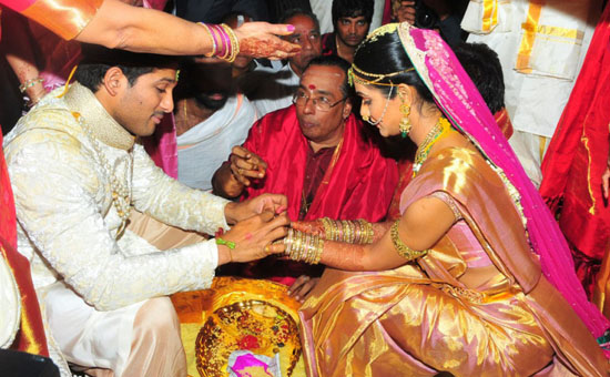 Andhra Wedding Rituals