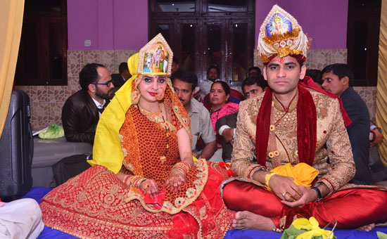 Traditional Wedding Customs in Kumaon Anchal
