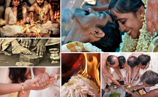 MARRIAGE RITUALS OF NAMBOODIRIS, Kerala