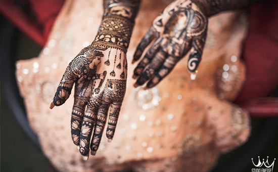 Significance of Bridal Mehndi