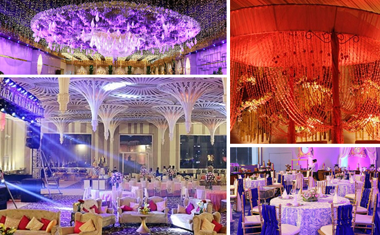 TOP 10 Luxury Wedding Venues in Delhi NCR by FNP Gardens (Ferns N Petals)