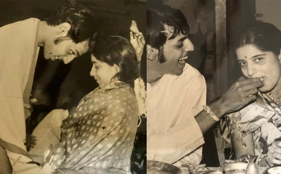 Indian Wedding in the 1970`s vs. in 2000`s