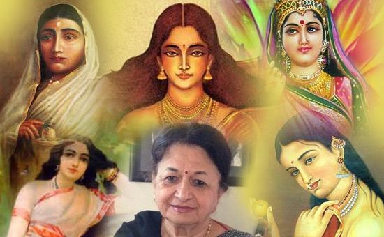 Five Elemental Women