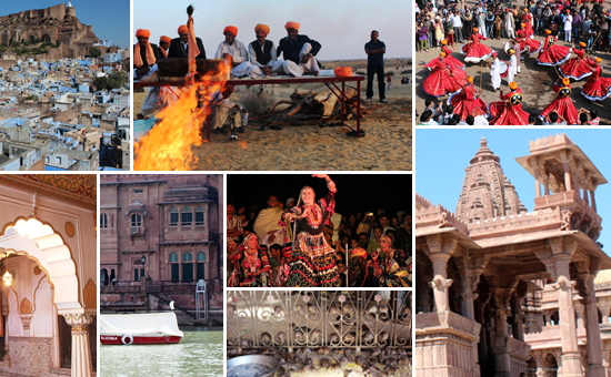 The Best of MARWAR in Ten days - Jodhpur, Bikaner, Jaisalmer, Barmer