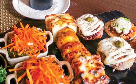 Delhi ka Vegetarian Delights
