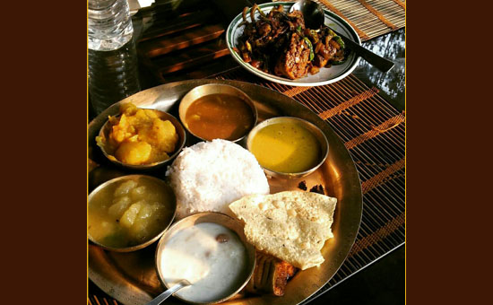 Places to eat in Guwahati