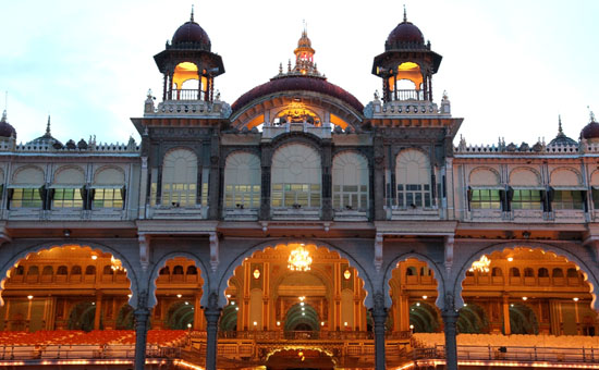 Mysore is a great place to visit, more so during Dussehra