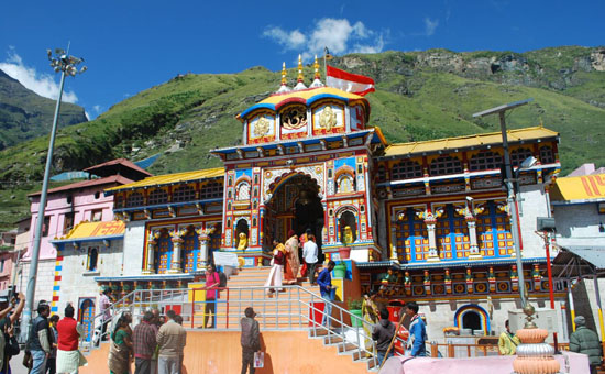 Narayan ka Adidham is Badrinath HINDI