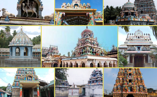 Tamil Nadu Temples Tour Program