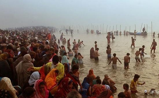 Ganga Sagar Pilgrimage