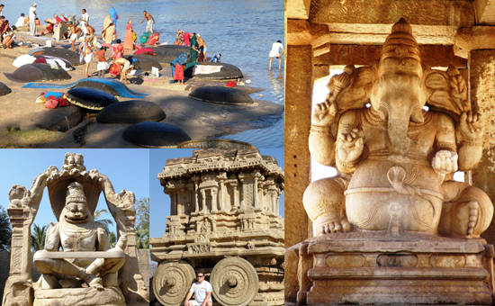 All you wanted to know about HAMPI