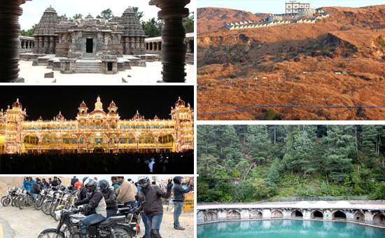 5 Must See Places in India