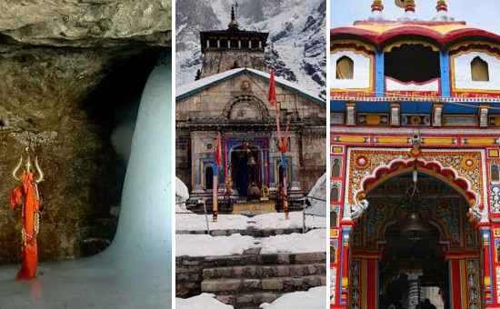 Pilgrimage to Badrinath, Kedarnath and Badrinath in 1963