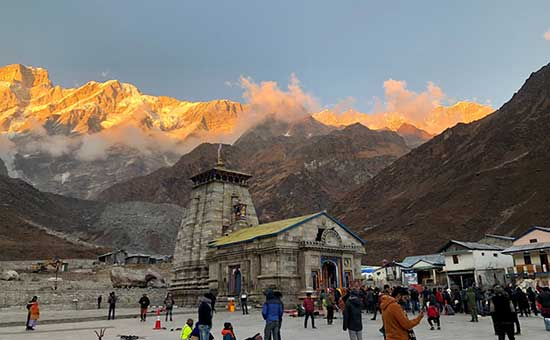 A Call to KEDARNATH