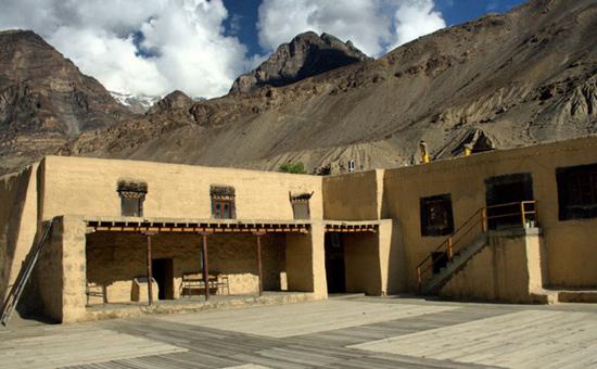 TABO Monastery-Ajanta in the Himalayas