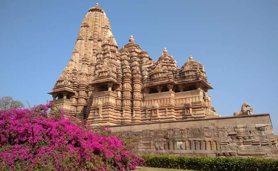 Khajuraho Temples a Journey from Real to Surreal