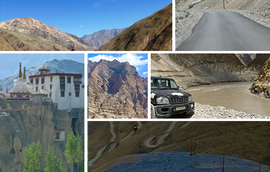 Drive LEH to ZANSKAR Valley, Ladakh