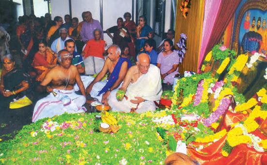 The Amazing Potency of Vishnu Sahasranama