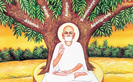 Jain philosophy simplified