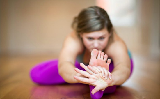 Yoga for Healthy Eyes and Fingers
