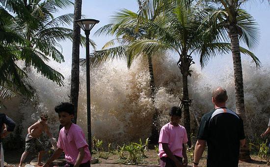 Tsunami and Parmatma (God)