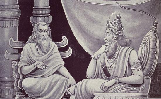 Words of Bhisma, Vidhur & Yudhister