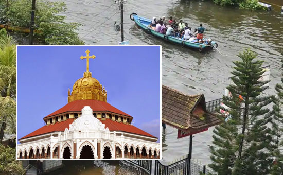 Did Catholic Church and Quarrying contribute to Kerala floods 2018 mayhem