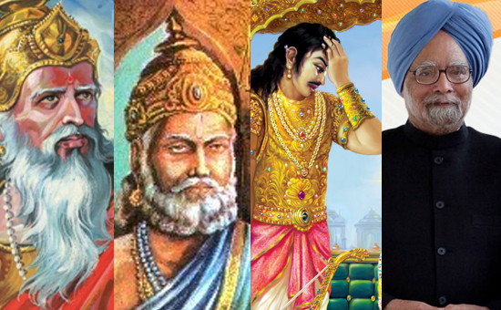 Thoughts on The Accidental Prime Minister - Bheeshma, Dhritarashtra or Failed Arjuna
