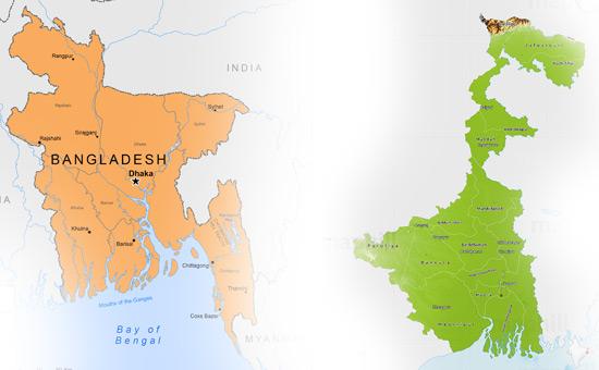 Bangladeshi Infiltration into West Bengal