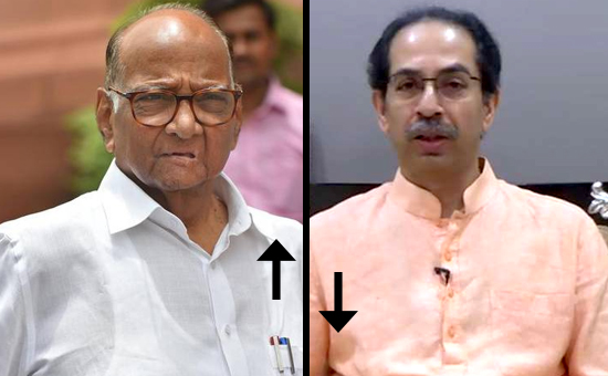 Why Udhav must be wary of Pawar