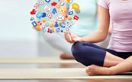 Impact of Digital Media on Yoga for the Youth
