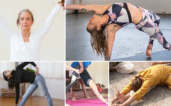 Five Different Types of Yoga Taught in Different Countries