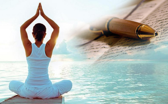 Ways Yoga and Writing Fit Together