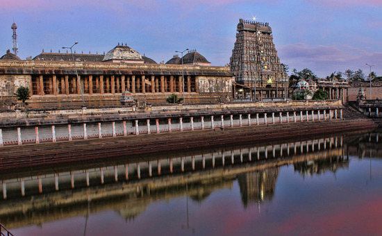 Facts on Chidambaram Temple