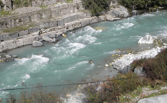 Saraswati the lost river