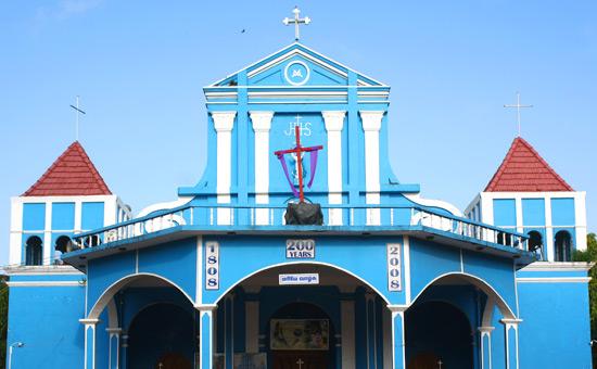 Sri Lanka`s war of attrition- Church ignited and fueled