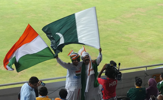 India`s love affair with Pakistan