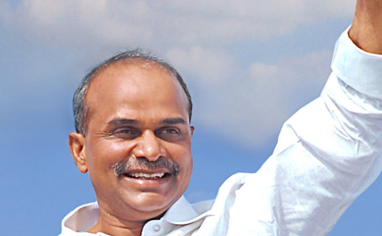 YSR end of a controversial tenure