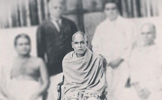 Sree Narayana Guru- Founder of an Intellectual Religion