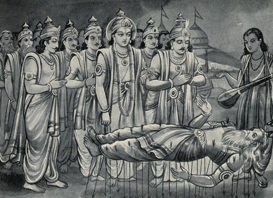 Meaning of Life and Mystery of Death- An Exposition by Sage Sanatsujata in Mahabharata