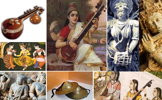 Origin and Evolution of Musical Instruments of India