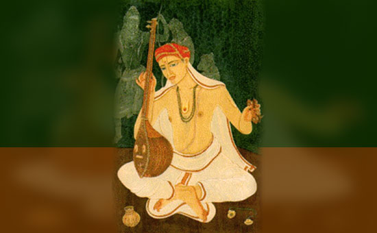 Thyagaraja, Saint-Poet and Musician Par Excellence
