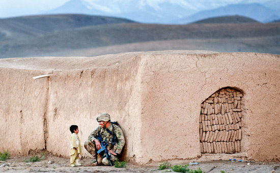 Conquering Afghanistan- What the West can learn from India