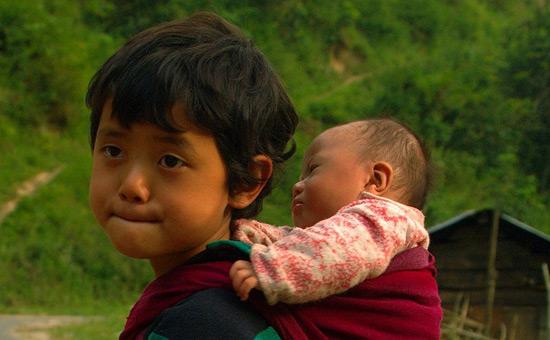 Support children of Arunachal Pradesh, Tribals and Mumbai