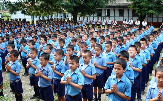 Support children of Arunachal Pradesh